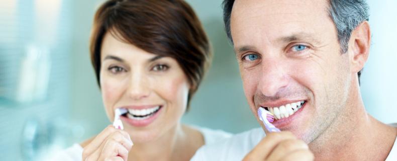 caring for dental implants