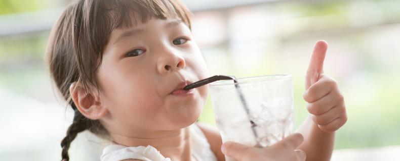 keep kids hydrated